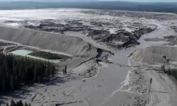 Mount Polley Disaster