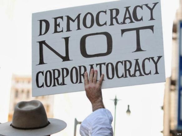 not corporatocracy